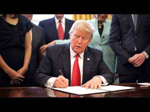Trump has 'stacks' of executive orders, intends to drive critics 'nuts' – Lionel