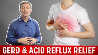 The Myth about GERD and Acid Reflux Relief  -MUST WATCH!