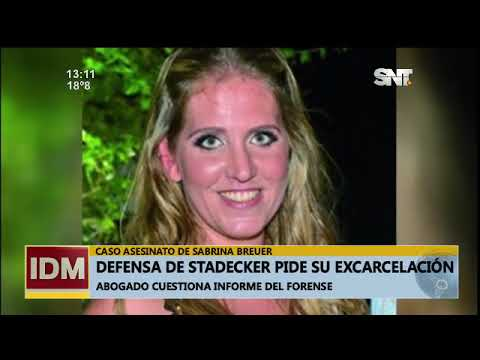 Defensa de Stadecker pide su excarcelación