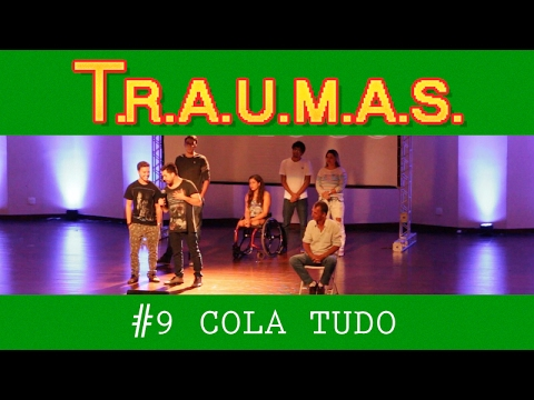 T.R.A.U.M.A.S #09 - COLA TUDO (Brasilia, DF)