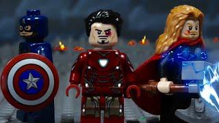 LEGO Avengers Endgame Final Battle Part 1