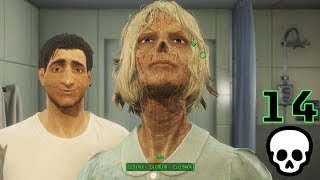 Modded Permadeath Fallout 4: Anghoulina Ghoulie [Ep. 14]