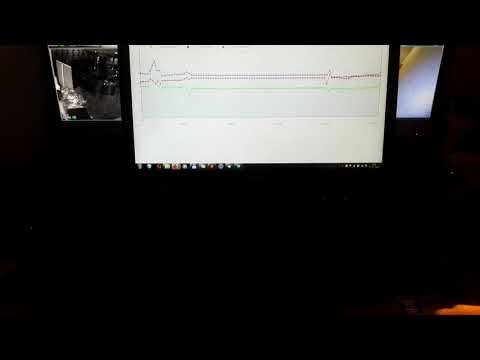 Arduino DXL335  real time graph