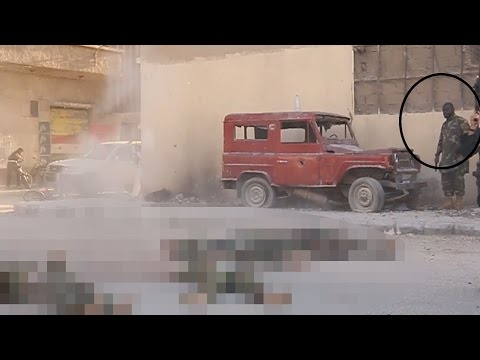 Exclusive video casts doubt on Islamic State militant's story