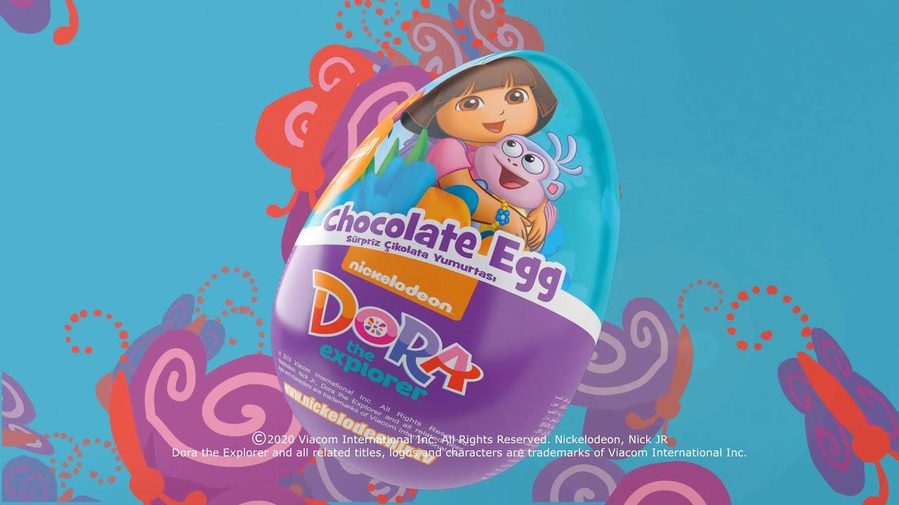 دورا المستكشفة عادت من جديد مع المزيد من المفاجآت المميزة في شوكولاتة Sweet Box.. جربها الآن