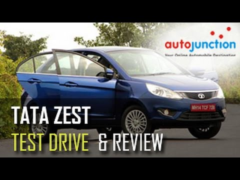 Tata Zest - Road Test and Expert Review