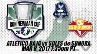 Southwest Div Championships Game 1 - Atletico Baja vs Soles de Sonora thumbnail