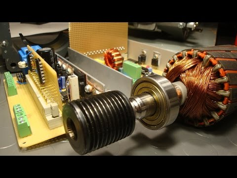 How to Reuse Washing Machine Motors (2)