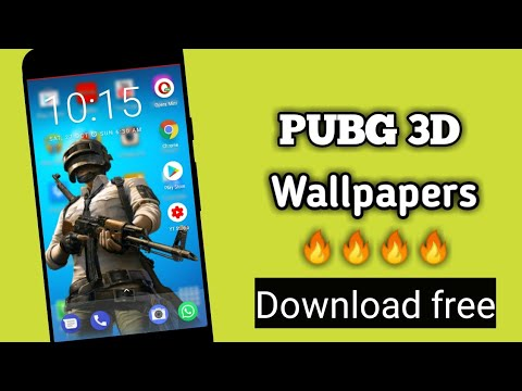 Pubg 3d Wallpapers Download Free Youtube