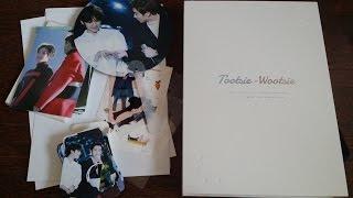 [K-POP Unboxing] Puppy Store 3rd Photobook Tootsie-Wootsie (EXO Chanyeol&Baekhyun Fansite)(, 2016-08-10T11:38:28.000Z)