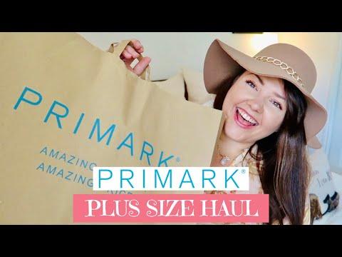 PRIMARK HAUL/TRY ON | UK Plus Size Fashion