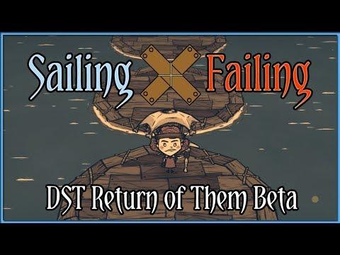 DST Beta - Sailing And Failing