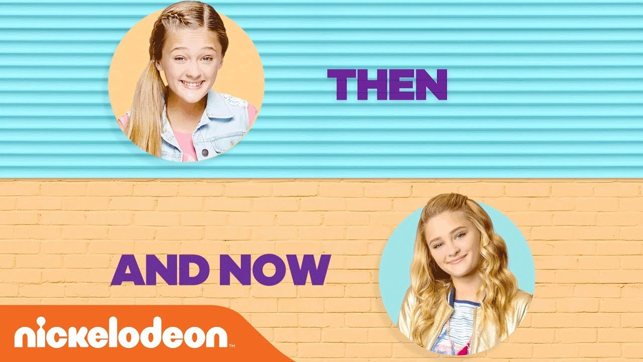 Lizzy Greene Then Now Nicky Ricky Dicky Dawn Nick