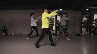 Psycho - Post Malone ft. Ty Dolla $ing - Koosung Jung Choreography Mirror