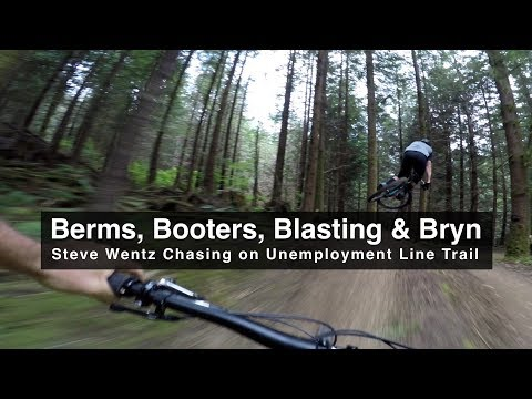 Berms, Booters & Blasting with Bryn Atkinson - Unemployment Line Trail