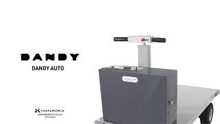 耐荷重1tonバッテリー式電動走行台車|DANDY AUTO SUPER TWIN-02