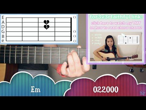 """7 Years"" - Lukas Graham EASY Guitar Tutorial/Chords"
