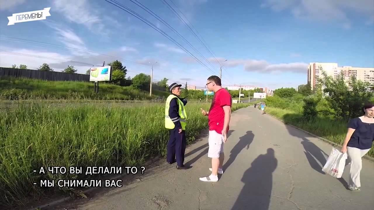 Скрытая камера дпс беспредел на дорогах