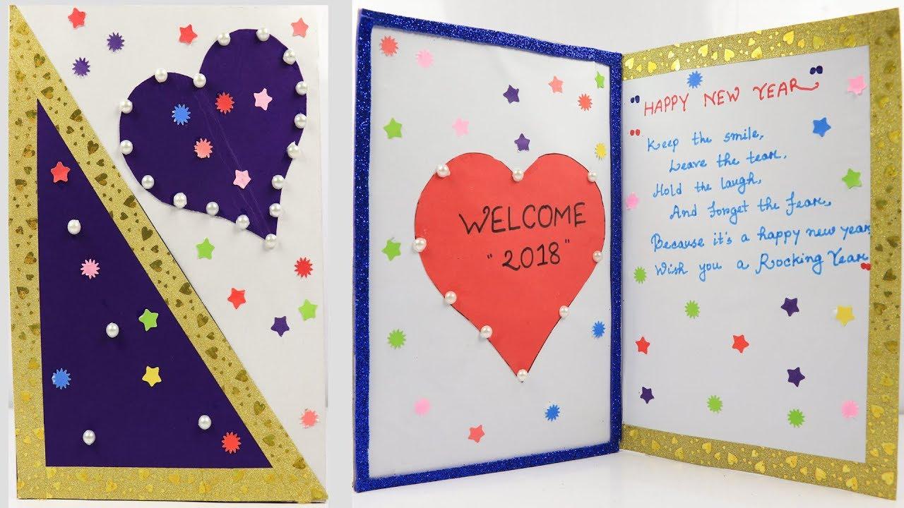 greetingcard newyeargreeting handmadecard