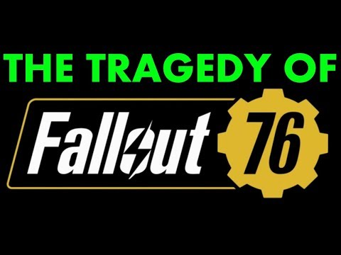 The Tragedy of Fallout 76: Maybe it Will Be Good, but its Plagued  a HUGE Mistake #PumaThoughts