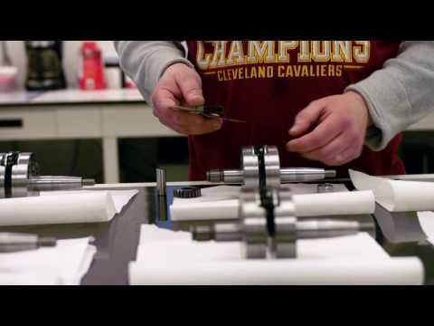 Wiseco Powersports Crankshafts and Connecting Rods - Wiseco Piston Inc