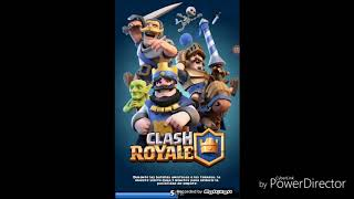 Larry me saves life and me helps win - Clash Royale Ah 1 anniversary of the channel