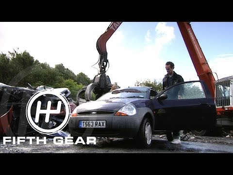 Fifth Gear: Scrappage Scheme Discount