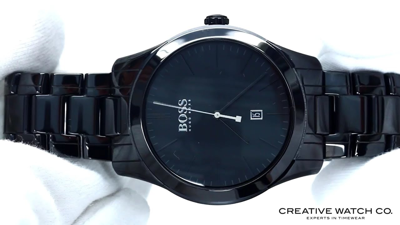 e65ce41633b1d9 Hands On With The Men's Hugo Boss Watch 1513223. Creative Watch Co