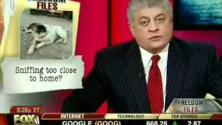 Freedom Watch Cancelled ∞ Judge Napolitano Gone Ndaa Warrant-less K9 Searches 8 Years No Trial