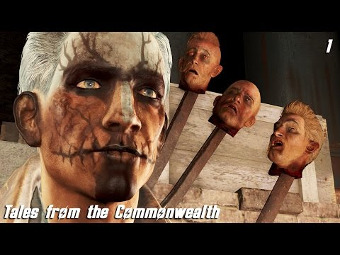 Fallout 4 Quest Mods: Tales from the Commonwealth - 1 - Becoming A Raider