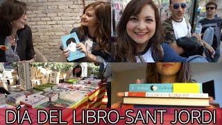 Cómo viví el DÍA DEL LIBRO | SANT JORDI en Barcelona
