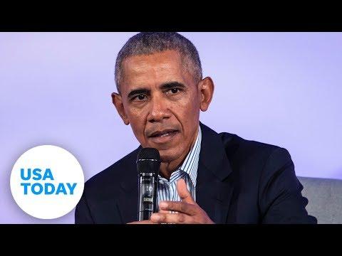 Barack Obama Tells 'politically Woke' Not To Be So Judgmental | USA TODAY