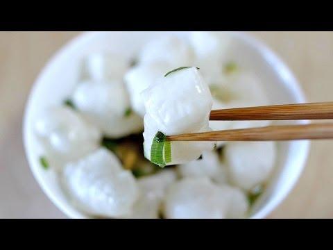 Anti Diet Mochi Chazuke ダイエットにならない 焼き餅 茶漬け