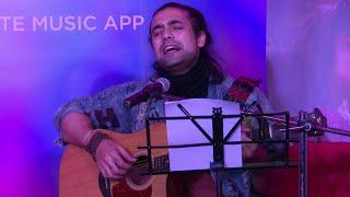 Gambar cover Zindagi Kuch To Bata (Special Song) | Jubin Nautiyal | Kamal Homi Mistry | Gaana Live Session
