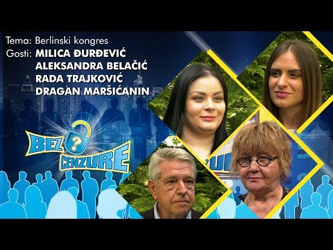 BEZ CENZURE - Rada Trajković, Aleksandra Belačić, Dragan Maršićanin i Milica Đurđević