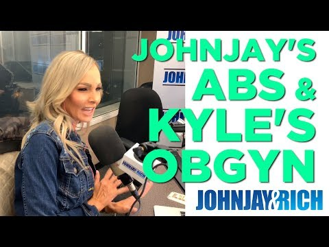 In-Studio Videos - Johnjay's Ab Experiment & Kyle's OBGYN!!