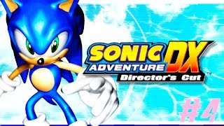 Lets Play Sonic Adventure DX Part 4
