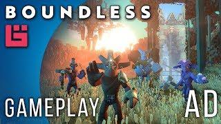 Boundless Gameplay