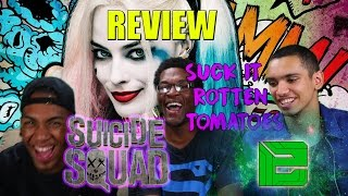 Suicide Squad Wasn't Bad!! (Suicide Squad Review)- Extraordinary Commentary