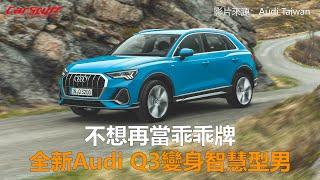 不想再當乖乖牌 全新Audi Q3變身智慧型男