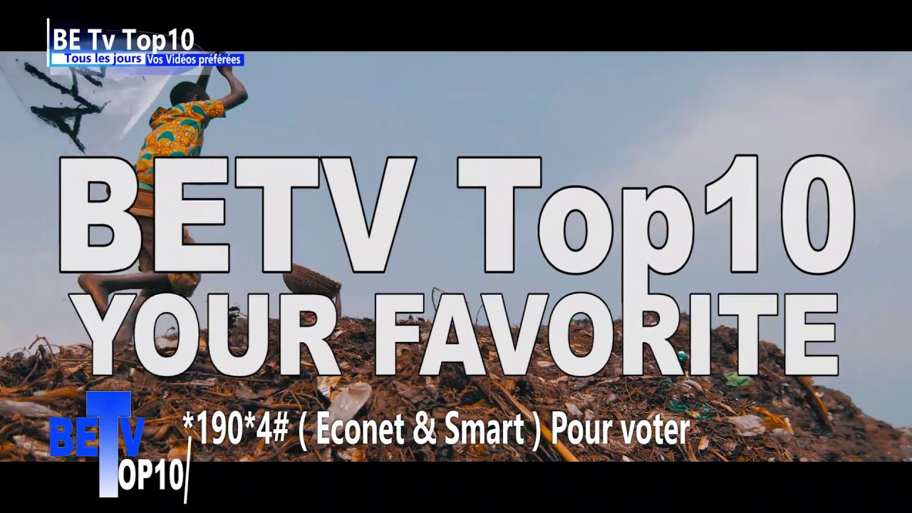 #Top10 : Niyahe ndirimbo izoba indirimbo y'ukwezi, fyonda *190*4# ukoresheje Econet utore murizi…