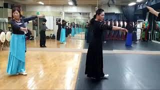 기본 살풀이춤 - 국립국악원 전통예술문화학교