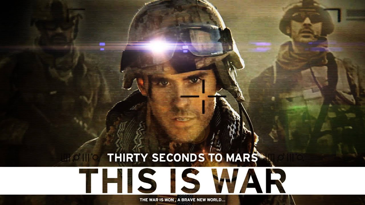 Thirty Seconds to Mars - This is War Lyrics and Tracklist ...