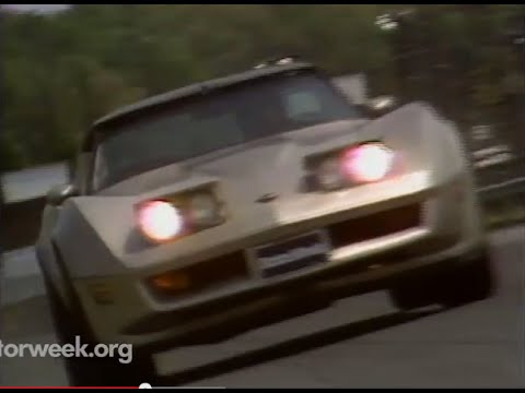 MotorWeek | Retro Review: '82 Chevrolet Corvette