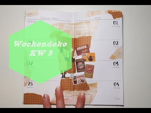 diy tutorial filofax washi sticker album doovi. Black Bedroom Furniture Sets. Home Design Ideas