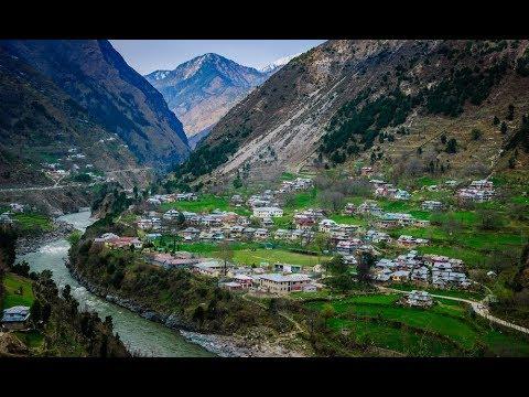 Top Twenty Most Beautiful Places in Pakistan | The Pioneers Presentation