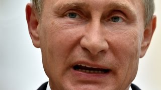 Vladimir Putin Left to Deal With Shock Waves of Ruble Trouble