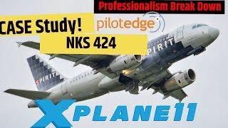 Professionalism Break Down I Case Study I Xplane 11 I V1 Live stream