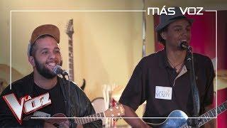 Domingo Ondiz y Roy Borland ensayan 'Summertime' para las Audiciones a ciegas | Más Voz 2019