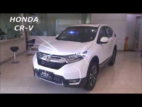 All New Honda CR-V 2020